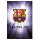 Poster del escudo del F.C.Barcelona.