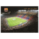 Affiche Camp Nou F.C.Barcelona.
