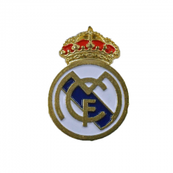 Pin del Real Madrid.
