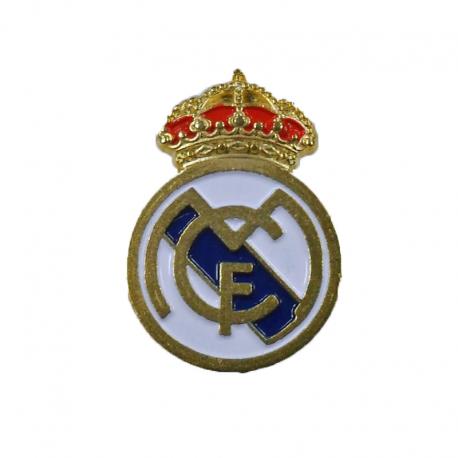 Real Madrid Badge.