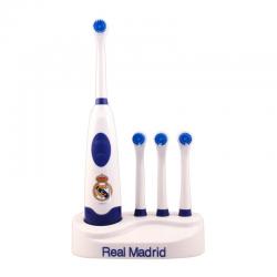 Cepillo dental eléctrico del Real Madrid.