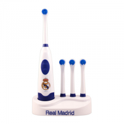 Real Madrid Electric Toothbrush.
