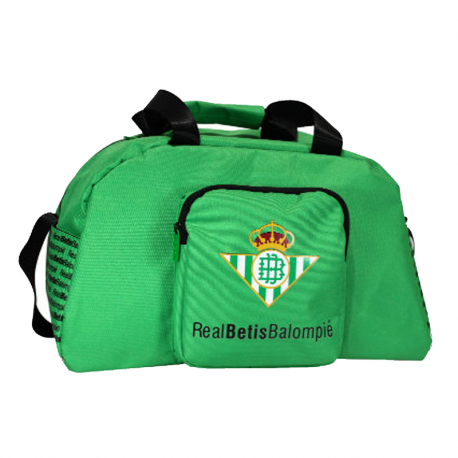 Bolsa de deporte del Real Betis.