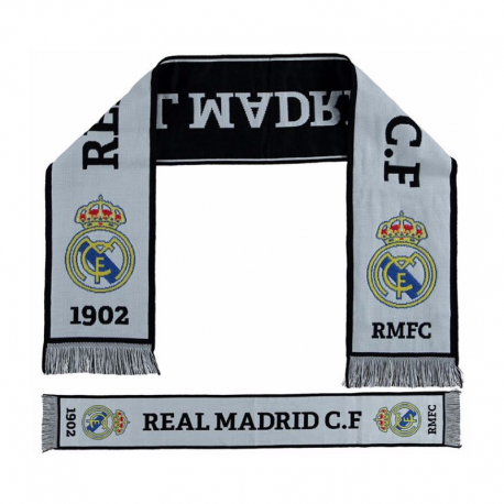 Real Madrid Scarf loom.