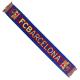 F.C.Barcelona Scarf loom.