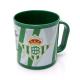 Mug en plastique Real Betis.