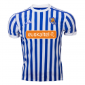 Camiseta oficial 1ª equipación Real Sociedad 2017-18.