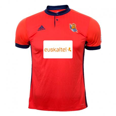 Maillot Real Sociedad Exterieur 2017-18.