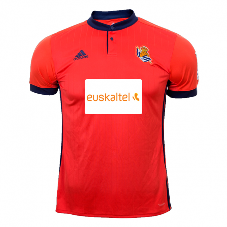 Real Sociedad Away Shirt 2017-18.