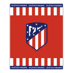 Plaid Atlético de Madrid.