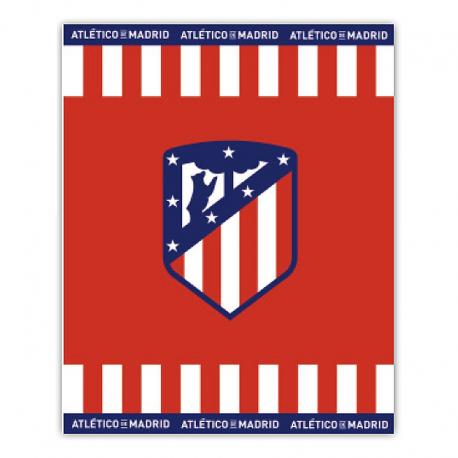 Atlético de Madrid Fleece Blanket.