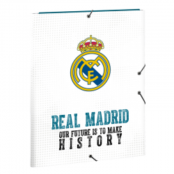 Real Madrid Folder flaps.