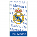 Toalla de playa del Real Madrid.