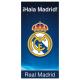 Drap de plage Real Madrid.