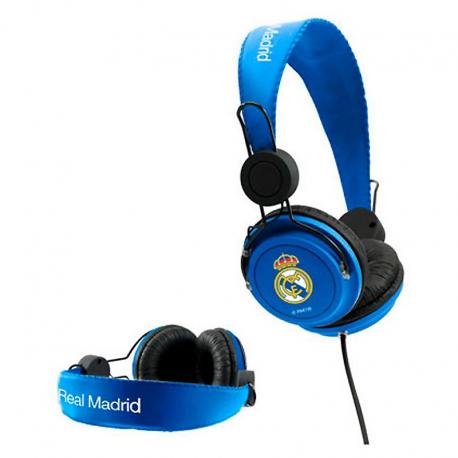 Casque Real Madrid.
