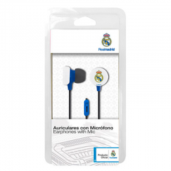 Real Madrid Earphones.