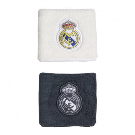 Muñequeras del Real Madrid 2018-19.