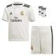Real Madrid Home Minikit 2018-19 Kids.