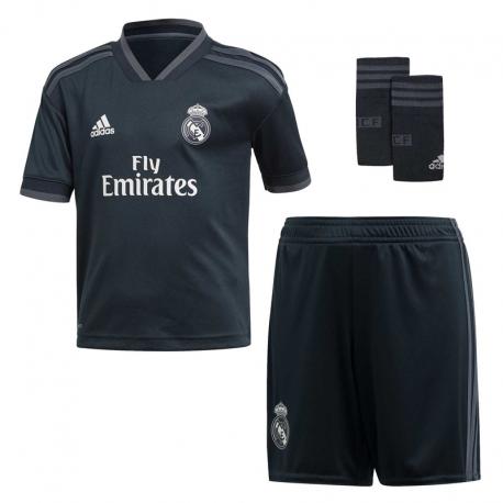 Real Madrid Away Minikit 2018-19 kids.
