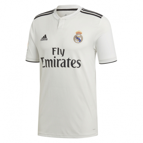 Real Madrid Home Shirt 2018-19.
