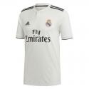 Camiseta oficial 1ª equipación Real Madrid 2018-19.