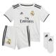 Kit Real Madrid Domicile 2018-19 bébé.