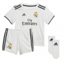 Real Madrid Home Minikit 2018-19 Baby.