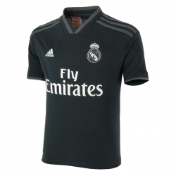 Camiseta oficial 2ª equipación Real Madrid 2018-19.