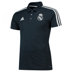 Polo de entrenamiento Real Madrid 2018-19.