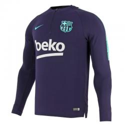 Sudadera de entrenamiento F.C.Barcelona 2018-19.
