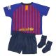F.C.Barcelona Infants Home Kit 2018-19.