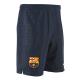 Pantalón corto niño 1ª equipación F.C.Barcelona 2018-19.