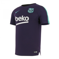 Camiseta entrenamiento niño F.C. Barcelona 2018-19.