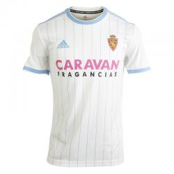Camiseta oficial 1ª equipación Real Zaragoza 2018-19.