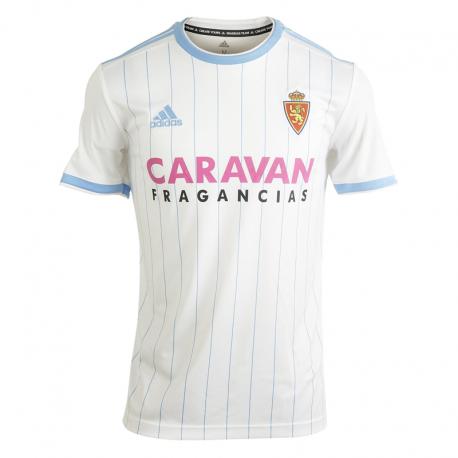 Maillot Real Zaragoza Domicile 2018-19.