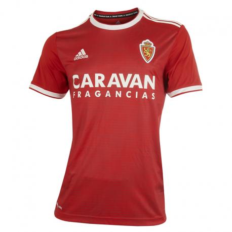 Camiseta oficial 2ª equipación Real Zaragoza 2018-19.