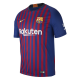 Camiseta Stadium niño 1ª equipación F.C.Barcelona 2018-19.