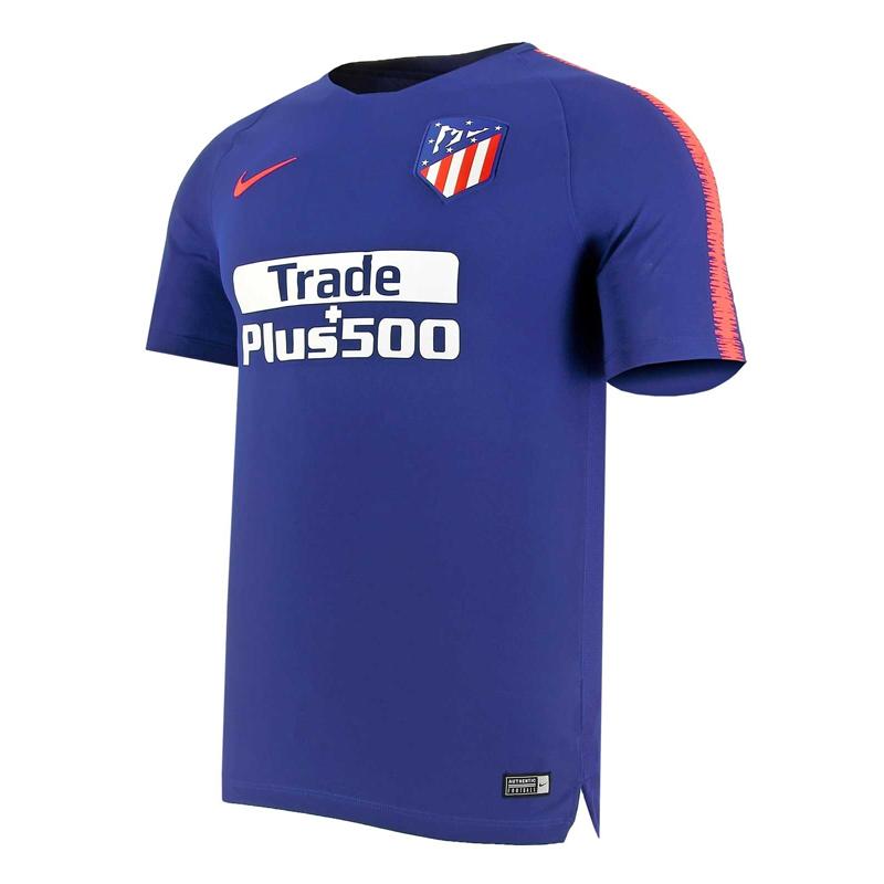 Camiseta entrenamiento adulto Atlético de Madrid 2018-19. 6b3a4cdf31fde