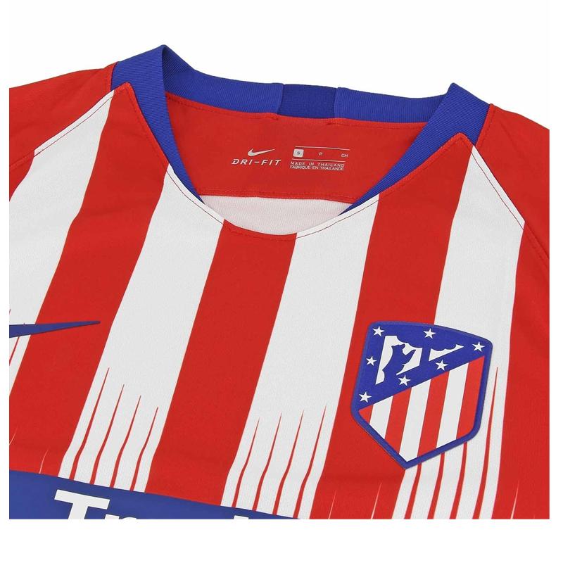 camiseta atletico de madrid niño decimas