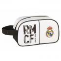 Neceser dos cremalleras del Real Madrid.