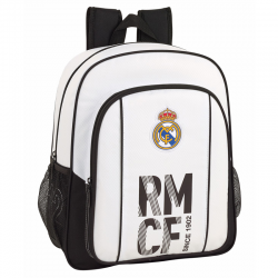Mochila junior del Real Madrid.