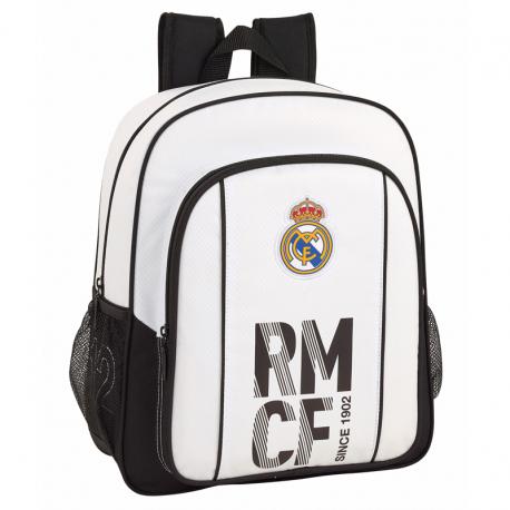 Mochila junior del Real Madrid.