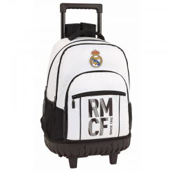 Real Madrid Big compact trolley rucksack.