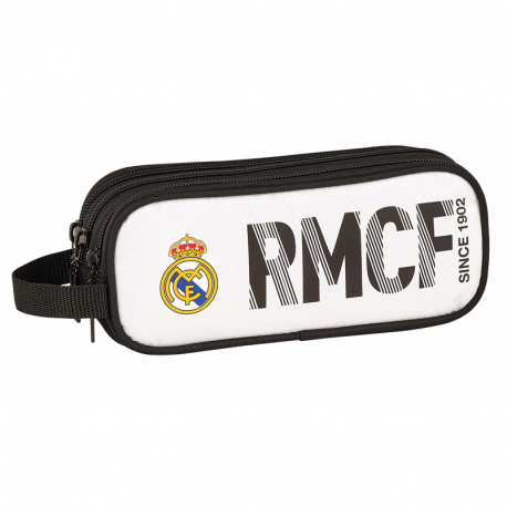 Trousse 3 compartiments Real Madrid.