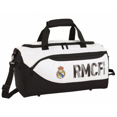 Bolsa de deporte del Real Madrid.