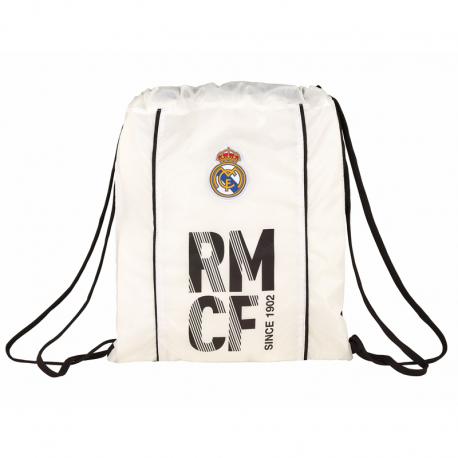 Bolsa plana del Real Madrid.