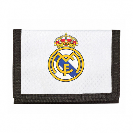 Billetera del Real Madrid.