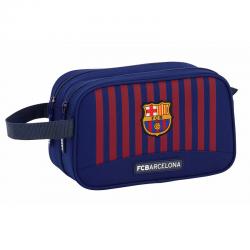 Neceser dos cremalleras del F.C.Barcelona.