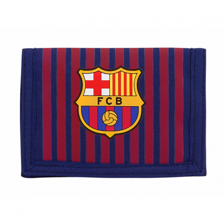 Billetera del F.C. Barcelona.