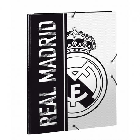 Real Madrid Folder flaps.
